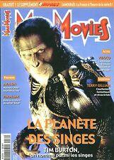 Cinéma Bis - Revue Mad Movies 134 - Septembre 2001