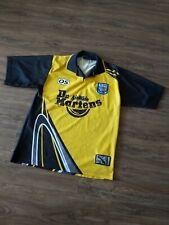 More details for classic rushden & diamonds away football shirt dr marten's medium 1998-99 used