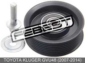Pulley Tensioner Kit For Toyota Kluger Gvu48 (2007-2014)
