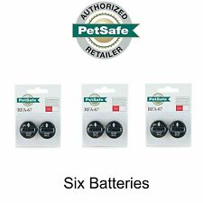 PetSafe Rfa-67D-11 Batteries 6 Volt 3-Packages of 2 Batteries Total 6 Batteries