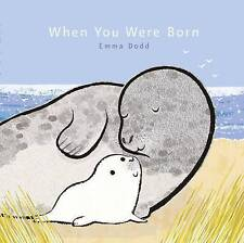 When You Were Born-ExLibrary