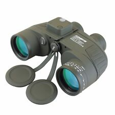 7X50 Binoculars LLL Night Vison BAK4 Prism For Hunting Waterproof W/ Rangefinder
