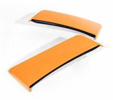 2015 2021 Mustang Roush 422144 Quarter Panel Side Scoops Orange Fury Nl Pair Fits Mustang