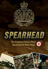 DVD:SPEARHEAD - THE COMPLETE SERIES 3 - NEW Region 2 UK