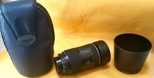 Tokina AT-X AF 80-400mm F/4.5-5.6 Tele Zoom Lens Nikon mount with Auto Focus
