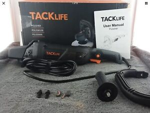"""TACKLIFE Polisher From Home Depot  (PPGJ01A) 7""""/9"""" 12.5Amp 1500W 120V 60HZ"""