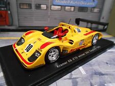 PORSCHE Kremer K8 #10 Daytona Winner 1995 Lässig Werner Bouchut Spark Res 1:43