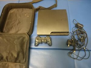 Sony Playstation 3 320Gb console VGC, accessories, PS1 case+16 PS3 games
