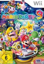 Nintendo Wii +Wii U Mario Party 9 Selects Titel OVP Sehr guter Zustand