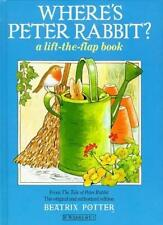 Where's Peter Rabbit?: A Lift-the-flap Book (Novelty books),Beatrix Potter, Col