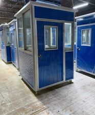 Guard Shack security Booth health wellness check booths vaccination booth Prefab