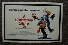 A Christmas Story Movie poster Lobby Card #2