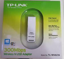 TP-Link TL-WN821N-IT Adattatore USB Wireless N, 300 Mbps