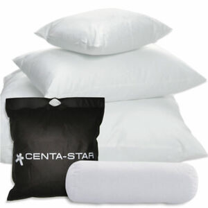 Centa Star Vital Plus Kissen Hohlfaserkugeln Kopfkissen 1. Wahl Baumwolle