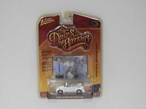 1:64 Hughie Hogg's Volkswagen Beetle - The Dukes of Hazard Johnny Lightning 5099