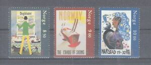 Europa CEPT 2003 Norwegen (mnh)