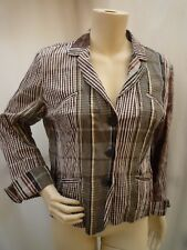 GERARD DAREL veste 44 carreaux