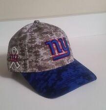 NEW YORK GIANTS WOMENS New Era NFL 2015 Salute to Service  9Twenty Cap