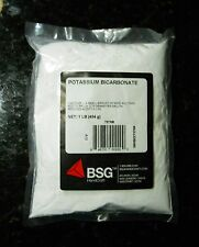 POTASSIUM BICARBONATE 1 LB LDC FACTORY PACK REDUCES ACIDITY IN WINE AND HOMEBREW