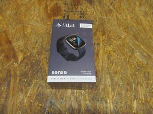 Fitbit Sense Advanced Activity Tracker Smartwatch - Carbon/Graphite ( LOT M)