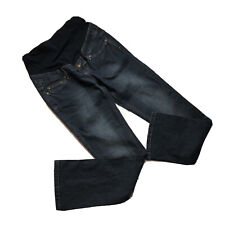 LKNW PLANET MOTHERHOOD Size S Small Maternity Denim Blue Jean Pants