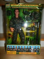 "World Peacekeepers desert sniper Airborne Engineer boots 12/"" 1//6 GI Joe SOTW"