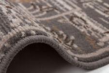 Tapis marron moderne avec un motif Patchwork pour la maison