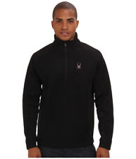 NWT Spyder Men's Outbound 1/2 Zip Mid Weight Jacket Various Colors/Sizes