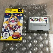 MARIO AND WARIO SUPER FAMICOM japan game