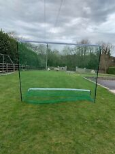 GOLFING PRACTICE DRIVING NET HOME SWINGING NET- FREE NEXT DAY IRELAND DELIVERY.