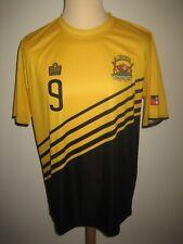 Antigua & Berbuda NUMBER 9 football shirt soccer jersey camiseta maillot size L