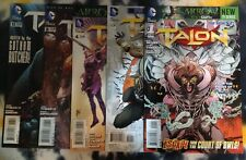 TALON #0, 1, 4, 8, 13 / court of owls (New 52) DC Comics