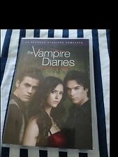 THE VAMPIRE DIARIES 2° stagione completa