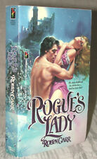 ROGUE'S LADY by Robyn Carr RARE 1988 PB 1st printing Minty Gift Quality Original