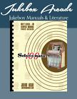 Seeburg Models HF100-R, R Series Jukebox Service, Parts, Troubleshooting Manual