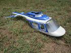 Jet Ranger 30 scale Fuselage Painted