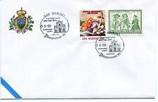 1995-05-13 San Marino Lanciano Filanxanum '95 ANNULLO SPECIALE Cover