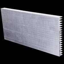 Aluminum Heatsink for 8 x 3 W/ 20 x 1W LED Light M8X4