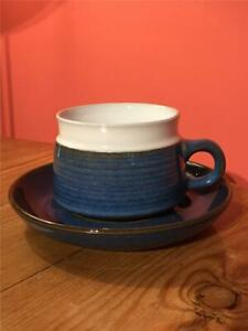 Denby Chatsworth Tea Cups and Saucers