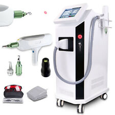Q-Switch ND YAG Laser Tattoo Removal Eyebrow Removal Beauty Target Salon Machine