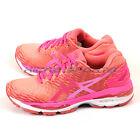 Asics Gel-Nimbus 18 Training Running Shoes Peach Melba/Hot Pink/Guava T650N-7620