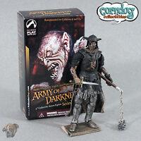 Palisades Army of Darkness Ash vs Evil Dead Figure Deadite Captain Zombie Demon