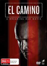 El Camino a Breaking Bad Movie DVD Region 4