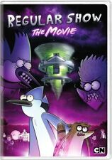 REGULAR SHOW: THE MOVIE - DVD - Region 1