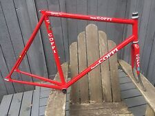 Fausto Coppi Single Speed Fixie Frame and Fork