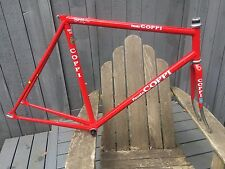 Fausto Coppi Single Speed Fixie Pista Frame and Fork