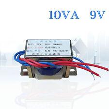 EI48*24 9VAC Transformer 10VA/9V 1A 220Vac To 9Vac 50/60Hz 10W Power Supply