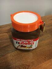 Nutella Jar Lock