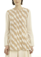 SPORTMAX by MAX MARA, 100% SILK Blouse, Size 8 US, 10 GB, 38 DE, 42 IT
