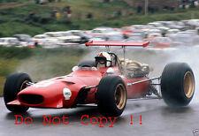 Chris Amon Ferrari 312/68 Dutch Grand Prix 1968 Photograph